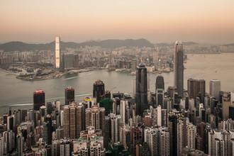 Sebastian Rost, Skyline von Hongkong (Hong Kong, Asien)