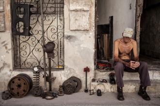 Steffen Rothammel, Eisenwaren (Kuba, Lateinamerika und die Karibik)