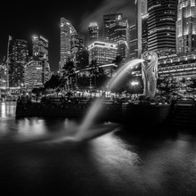 Sebastian Rost, Merlion (Singapur, Asien)
