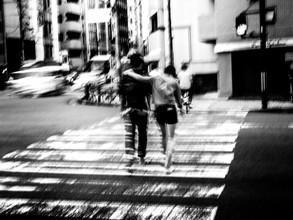 Jörg Faißt, Streetscene Kyoto 1 (Japan, Asia)