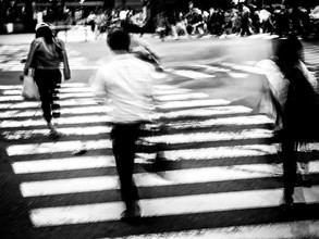 Jörg Faißt, Streetscene Kyoto 3 (Japan, Asia)