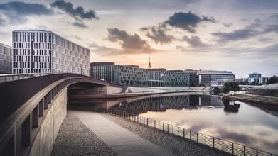 Ronny Behnert, Hugo-Preuß-Bridge Berlin (Germany, Europe)