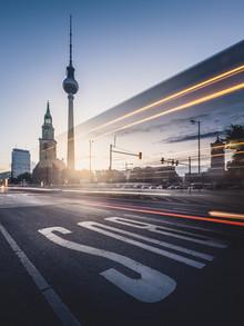Ronny Behnert, Rush Hour Berliner Fernsehturm (Deutschland, Europa)