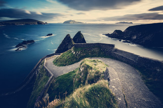 Franz Sussbauer, Weg zu den Blasket Inseln (Irland, Europa)