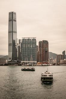Kowloon - fotokunst von Sebastian Rost