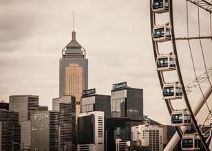 Sebastian Rost, hong Kong ferris wheel (Hong Kong, Asien)