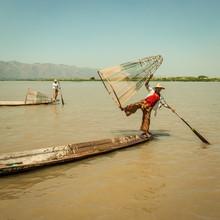 Sebastian Rost, Einbeinfischer (Myanmar, Asien)