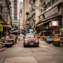 Sebastian Rost, Hong Kong Taxi (Hong Kong, Asien)