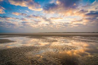Martin Wasilewski, Mudflats Sunrise (Germany, Europe)