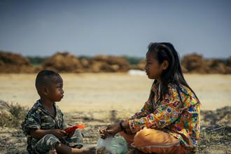 Daniel Flamme, Kinder in Kambodscha (Kambodscha, Asien)