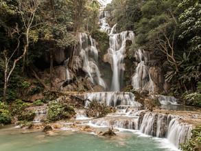 Sebastian Rost, Wasserfall (Laos, Asia)