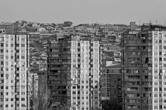 Soviet Architecture - Fineart photography by Tatevik Vardanyan