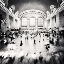 [Grand Central Hall - NYC],* 636 - USA 2012 - fotokunst von Ronny Ritschel