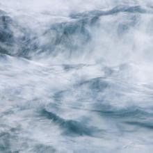 Arktische Wellen - fotokunst von Jens Rosbach