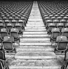 Der lange Weg - fotokunst von Alexander Kraft