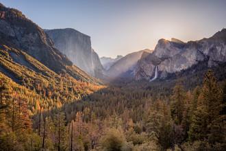 Markus Van Hauten, Yosemite sunrise (Vereinigte Staaten, Nordamerika)