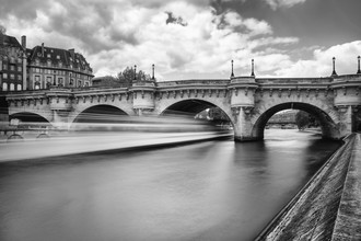 Mario Ebenhöh, Pont Neuf Paris (France, Europe)