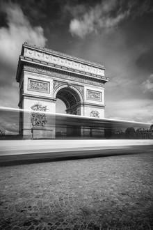 Arc de Triomphe - fotokunst von Mario Ebenhöh