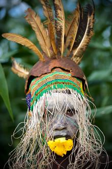 Miro May, Suri Flower II (Ethiopia, Africa)