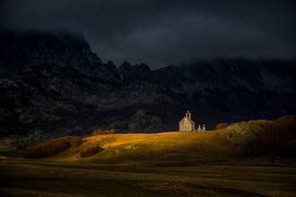 Dejan Dajkovic, Bergkirche (Montenegro, Europa)