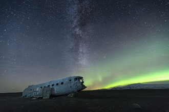 Ronny Behnert, Sólheimasandur Island (Island, Europa)