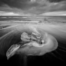 Dennis Wehrmann, Sunrise at Joekulsarlon (Island, Europa)