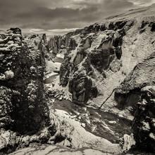 Dennis Wehrmann, Skalarheidi Canyon (Iceland, Europe)