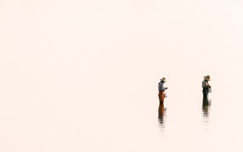 Anne Beringmeier, Fischerinnen in Myanmar (Myanmar, Asia)