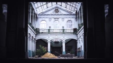 Sascha Faber, A Place of better times (Belgien, Europa)