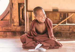 Anne Beringmeier, Bitte lächeln (Myanmar, Asien)