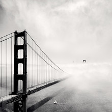 Ronny Ritschel, Sail Boat - San Francisco Golden Gate Bridge (United States, North America)