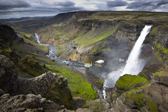 Haifoss - Fineart photography by Matthias Reichardt