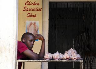Jens Rosbach, Markt in Nairobi (Kenia, Afrika)