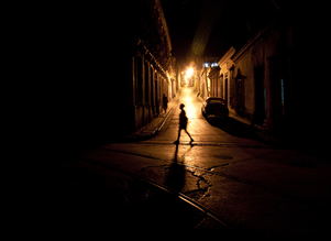 Santiago de Cuba - fotokunst von Jens Rosbach