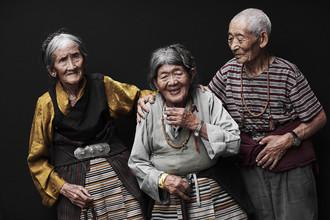 Jan Møller Hansen, Tibetan refugees (Nepal, Asien)