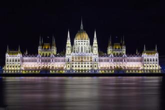 Jürgen Wolf, Parlamentsgebäude in Budapest (Ungarn, Europa)