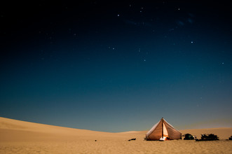 Christian Göran, Desert night (Sudan, Africa)