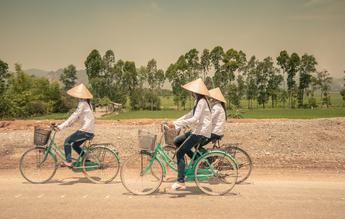 Arno Kohlem, bi.cycle (Vietnam, Asien)