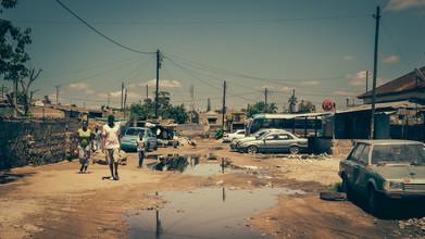 Mafalala Maputo Mozambique - fotokunst von Dennis Wehrmann
