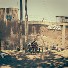 Dennis Wehrmann, Streetphotography township Mafalala Maputo Mozambique (Mozambique, Africa)