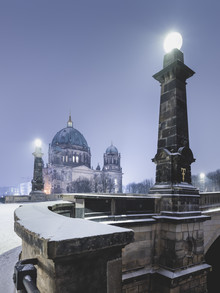 Ronny Behnert, Berliner Dom im Winter (Germany, Europe)