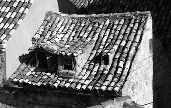 Holger Ostwald, Dach in Dubrovnik (Kroatien, Europa)
