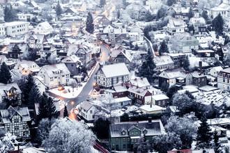 Oliver Henze, Straßen von Wernigerode (Deutschland, Europa)