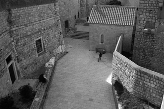 soccer in Dubrovnik - Fineart photography by Holger Ostwald