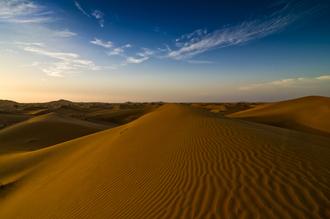 Arabische Wüste - Fineart photography by Daniel Schoenen