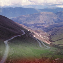 Kaj Schlicht, Facundo`s view (Argentina, Latin America and Caribbean)
