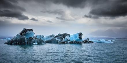 Norbert Gräf, Jökulsárlón glacier lagoon, Iceland (Island, Europa)