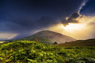 Philip Gunkel, Highland Fairy Tale VI (Großbritannien, Europa)