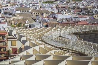 Oana Popa, Metropol Parasol, Sevilla (Spanien, Europa)