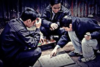 Thomas Junklewitz, Straßenspiel (Vietnam, Asia)
